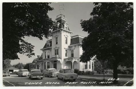 Tower-Hotel-Port-Austin-Michigan