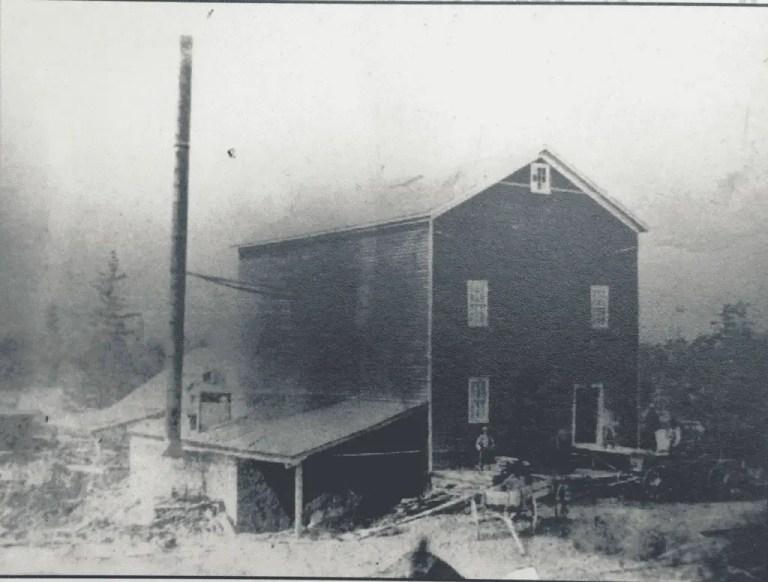 Port Crescent Grist Mill