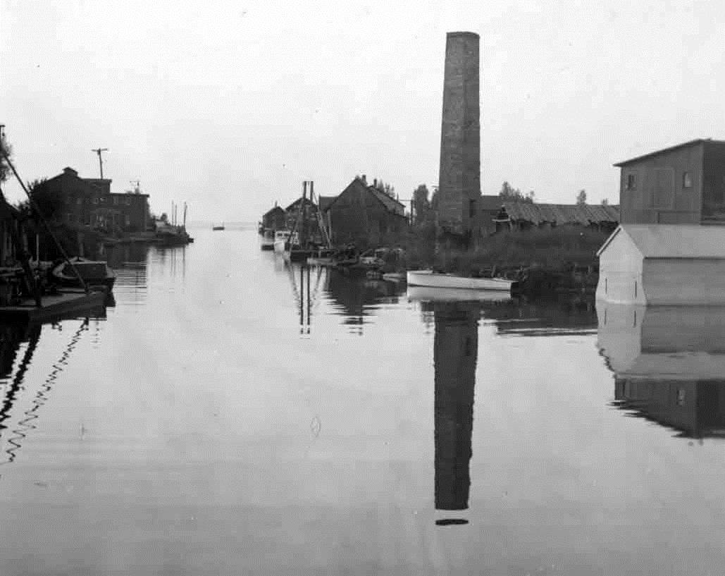 Caseville Harbor History Compares to Fishtown