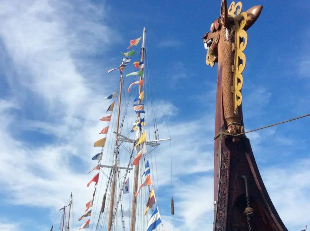 Bay City Tall Ships 2016