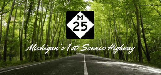 M-25 Michigan's First Scenic Highway