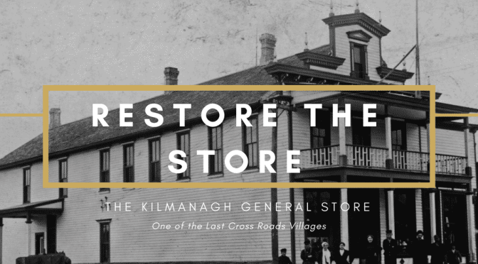Kilmanagh General Store – Saving A Great Thumb Icon –