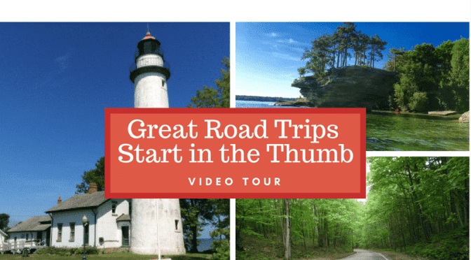Great Getaways in Michigan's Upper Thumb