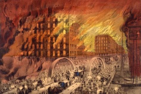 Great Fire 1871