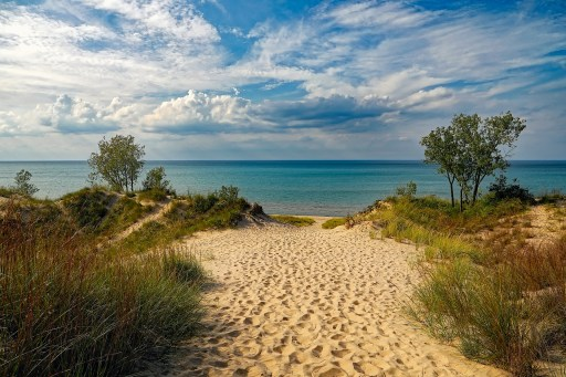 Great Lakes Beaches - Native American Trails