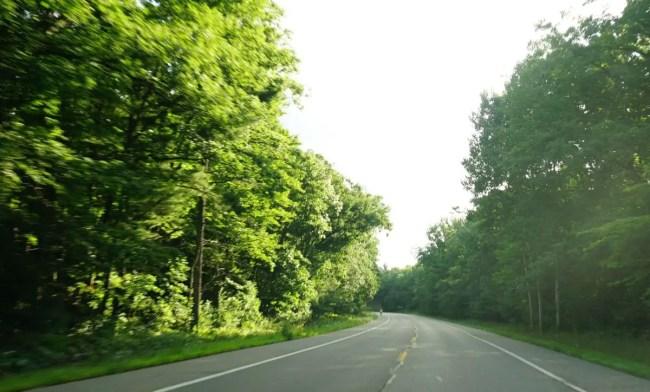 M-25 Roadway