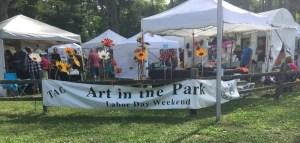 Port Austin Art in the Park