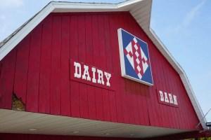 Sebewaing Dairy Barn