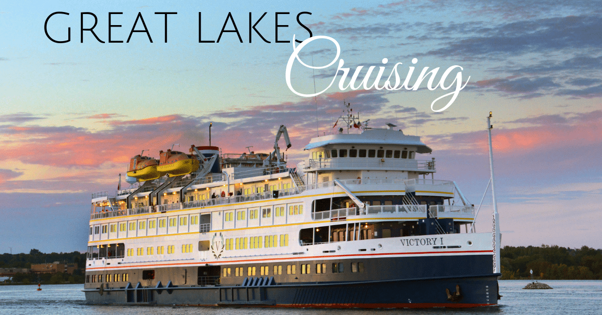 Great Lakes Cruising in Summer 2019