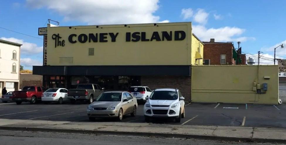 Jackson Coney Island - First Coney Island in Michigan