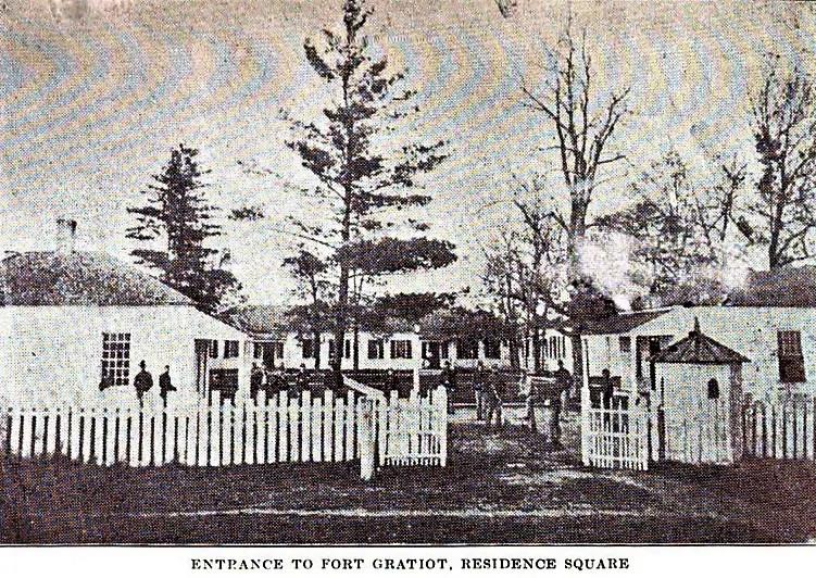 Fort Gratiot Entrance