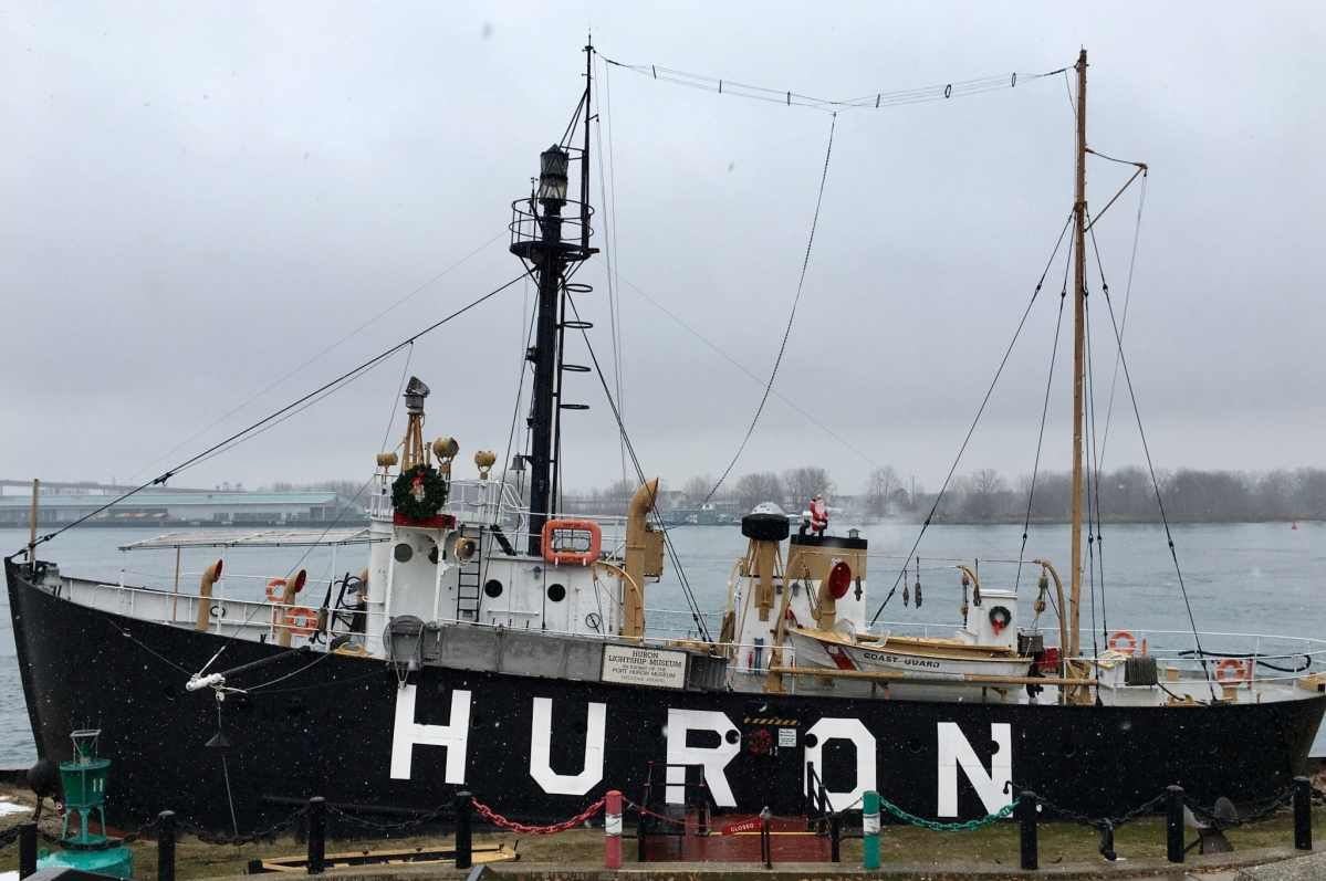 The Lightship Huron