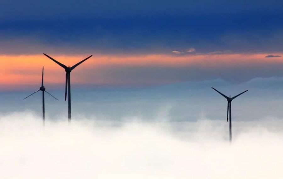 Wind Turbine Cloud