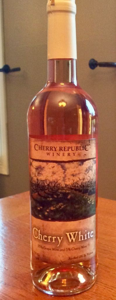 Michigan Wines - Cherry White