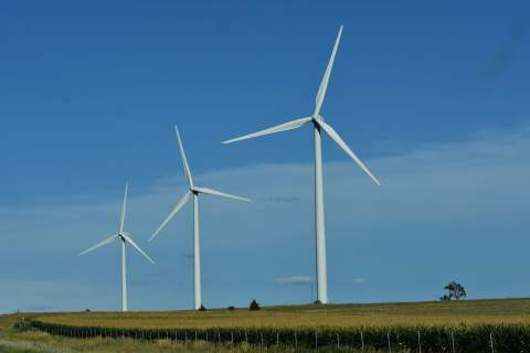 Michigan Wind Farm Development