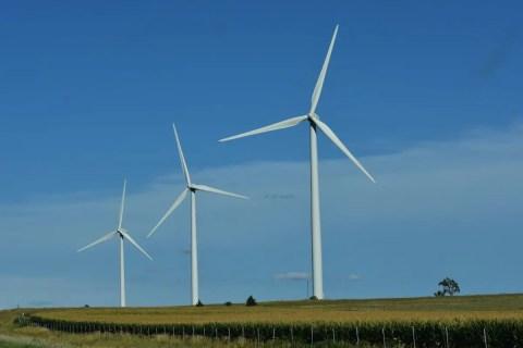 Michigan Wind Farm Development