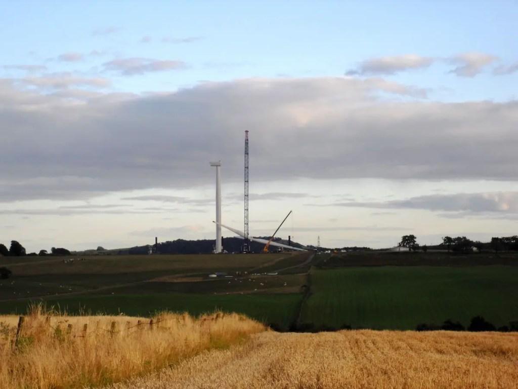 Huron County Wind Farm