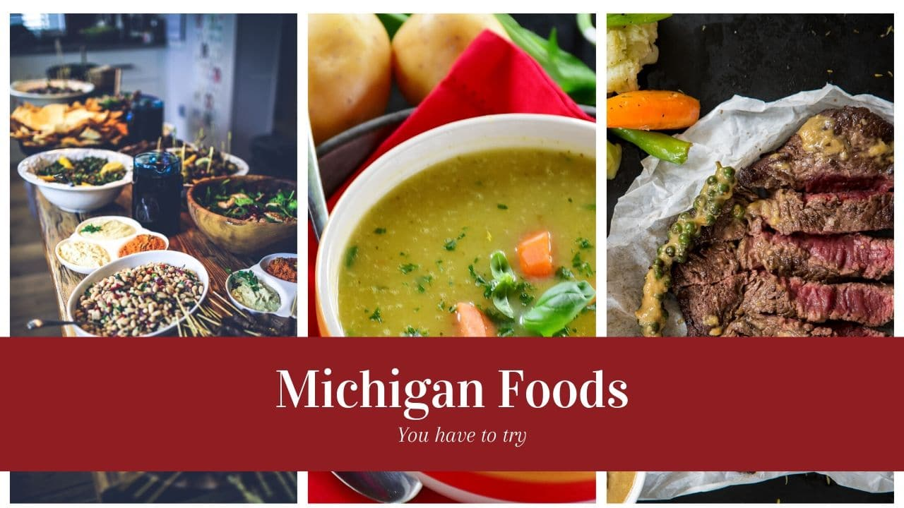 Try Michigan Foods
