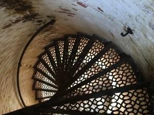 Charity Island Light Stairs