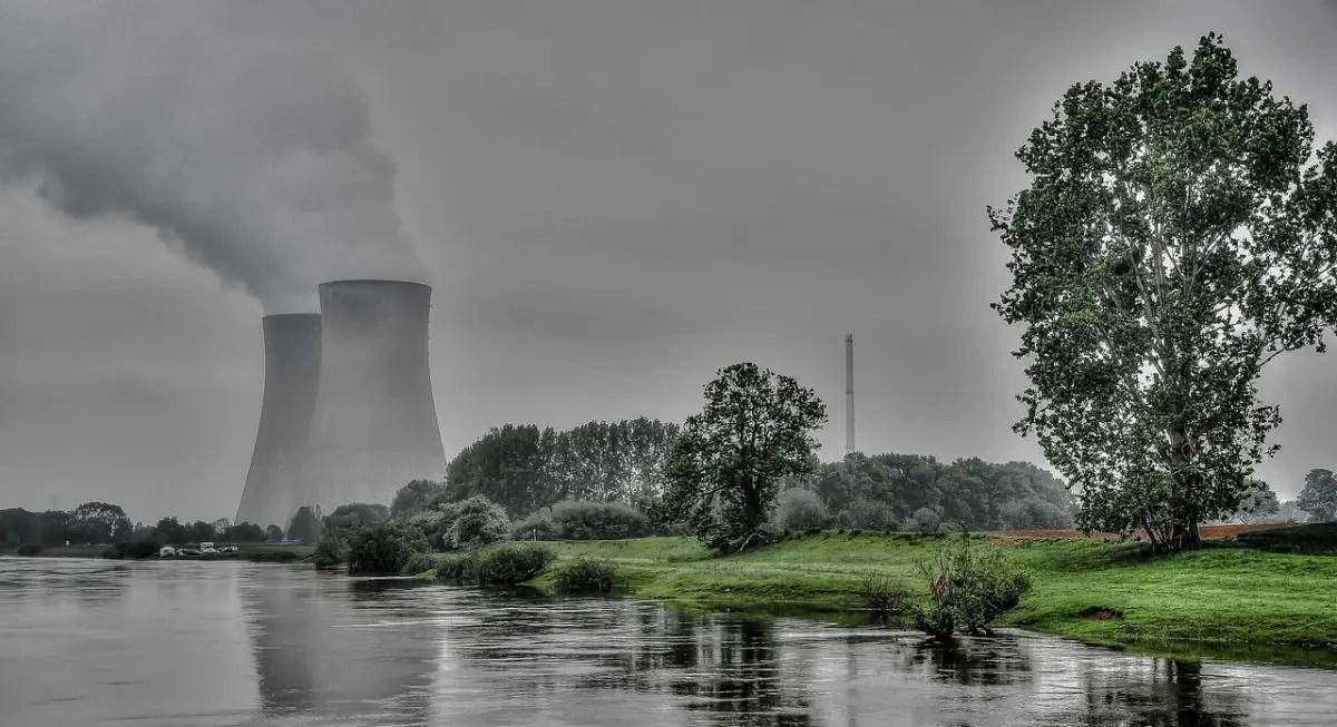 Nuclear Power Plant Canada