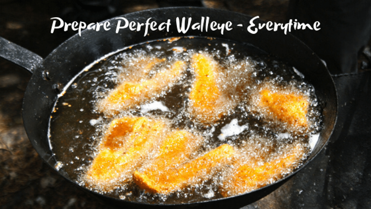 Prepare Perfect Walleye