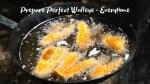 Prepare Perfect Walleye