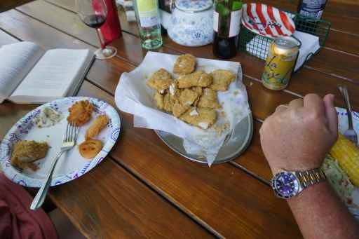 Serve and enjoy fresh walleye - Michigan Commercial Fishing