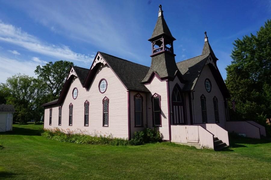 Huron City Memorial Church