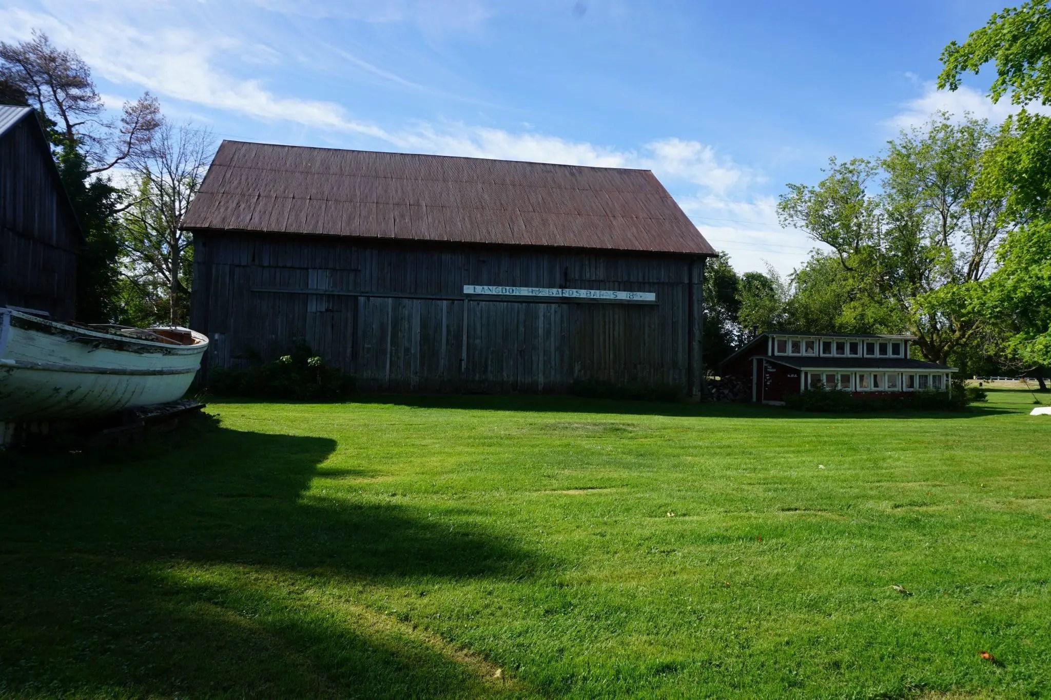 Hubbard Barns