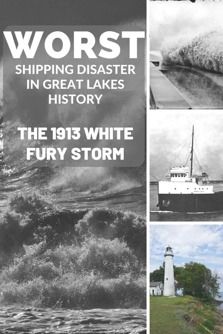 1913 White Fury Storm