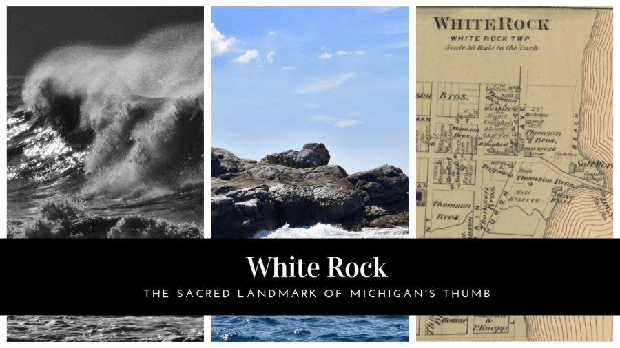 White Rock Cover