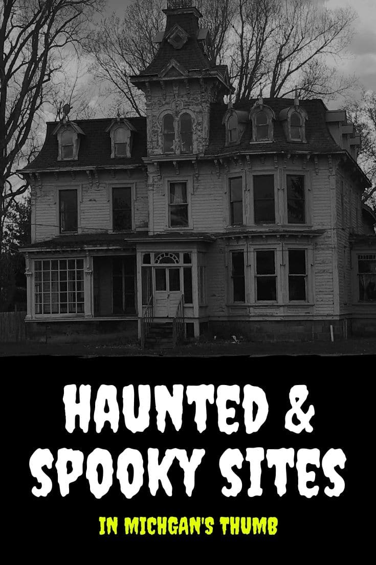 Michigan's Upper Thumb is full of colorful history—from the boomtowns of the 1800s lumber era to the resorts and vacation homes of today. The area has long been acknowledged as an active paranormal region and has been the subject of books, film, and television. Here are the most active haunted #Michigan Thumb sites in the area.