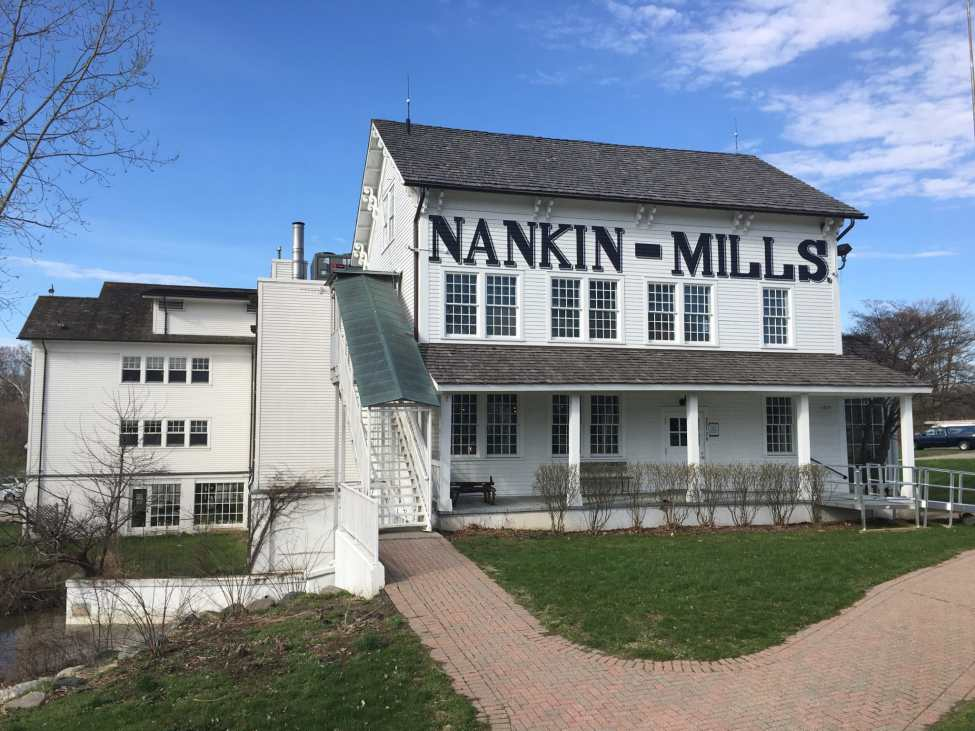 Nankin-Mills the first village industries property