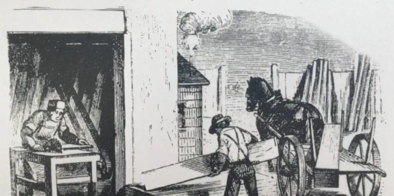 Port Crescent Sawmill Operations