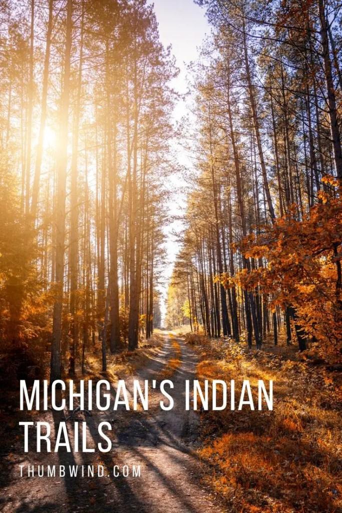 Michigan Indian Trails