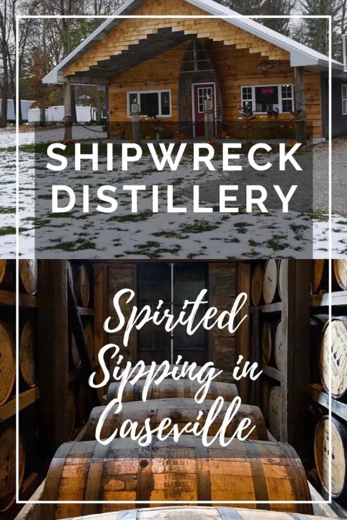 Shipwreck Caseville Distillery