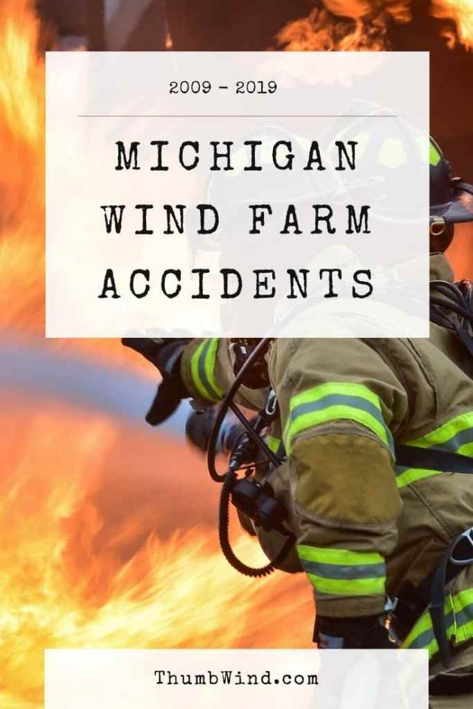 Michigan Wind Farm Accidents