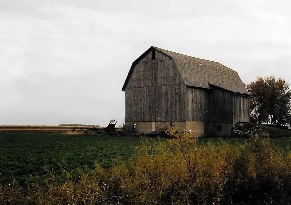 Michigan Barns | Abandoned Michigan Barns