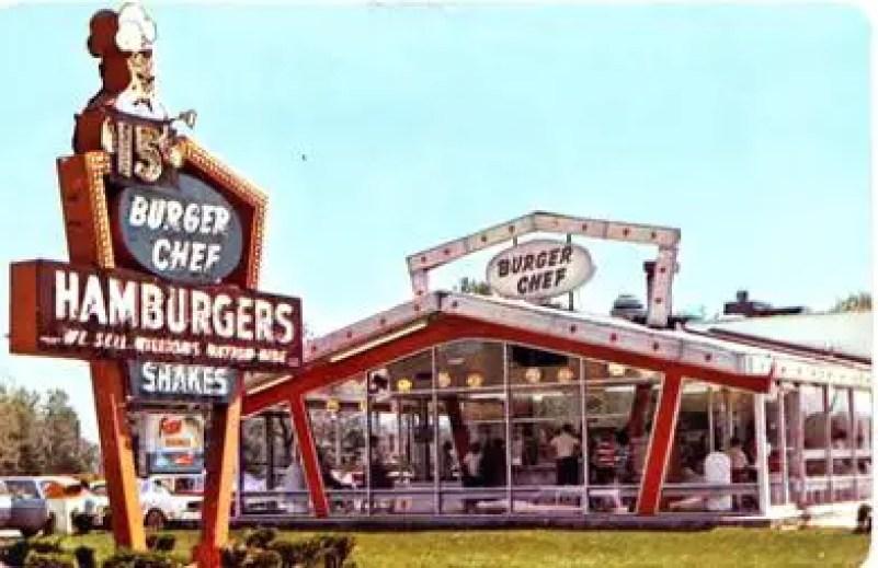 Bankrupt Restaurants Burger Chef