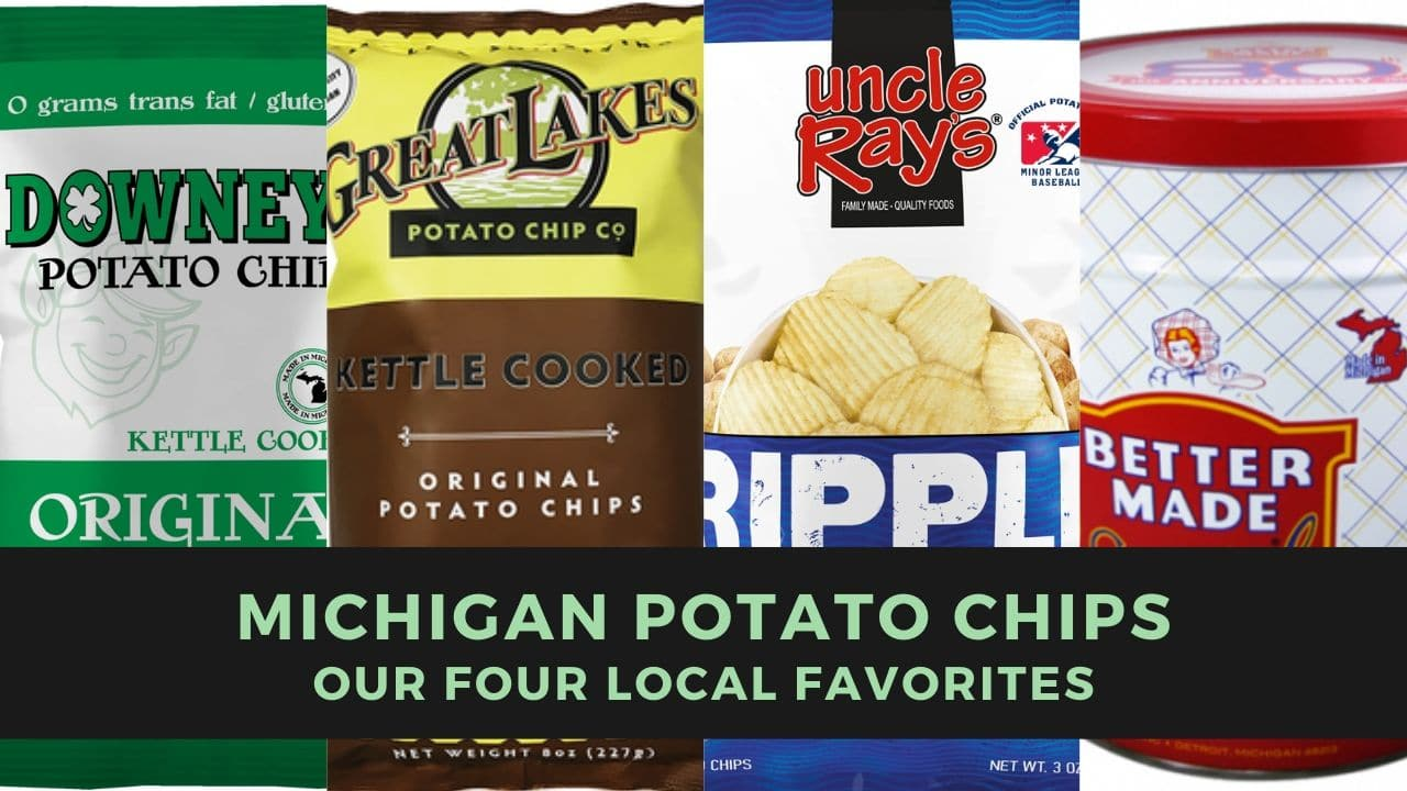Michigan Potato Chips