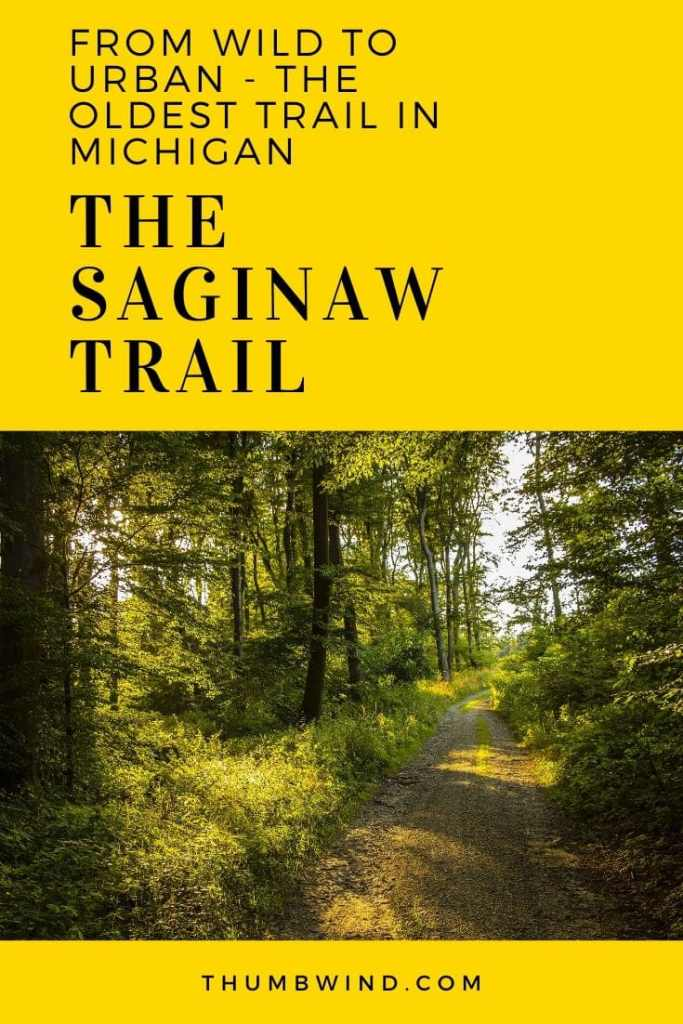 The Saginaw Trail is the oldest and most traveled route in the Indian trail system in Michigan. Starting from the Straits of Detroit to Saginaw. It was a trading route with many other trails leading off. Today the trail is denoted as a great American Roadway starting with #Woodward Avenue in #Detroit.