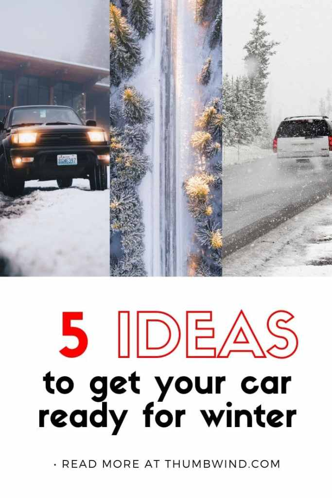 Get your car ready for winter with these five simple tasks. This will ensure you have a trouble-free winter driving experience near the Great Lakes.