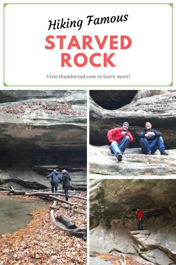 Hiking Starved Rock