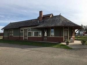 Marlette Railroad Depot