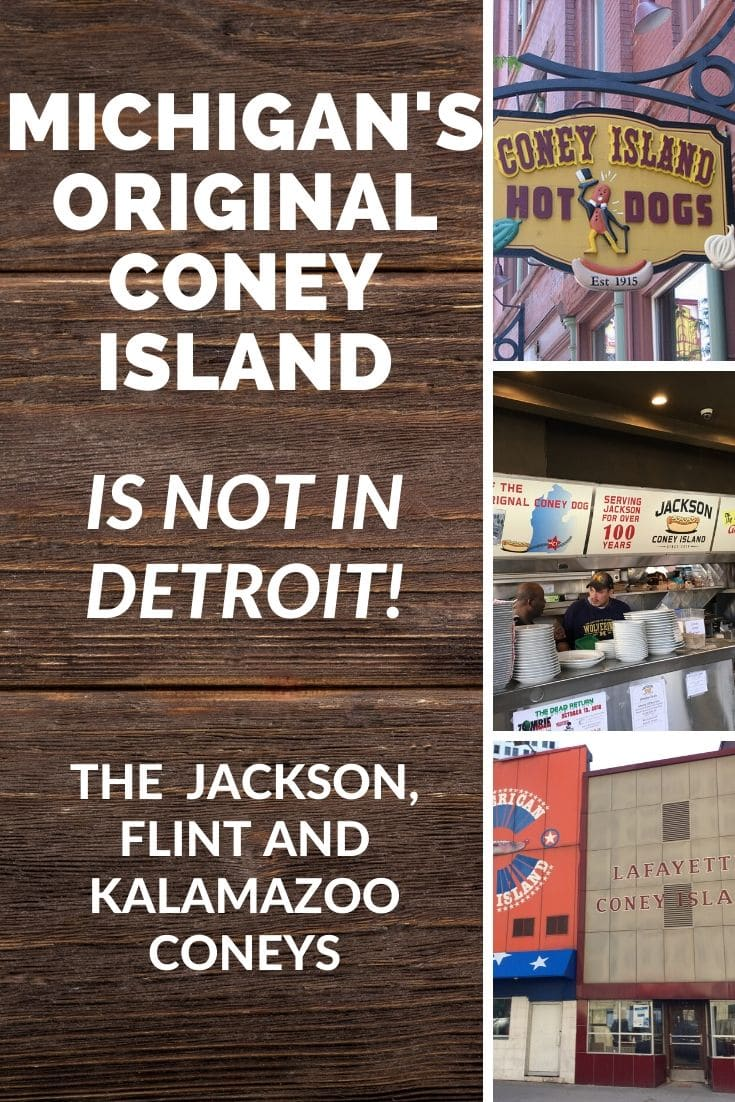 The three major versions of the #Michigan #Coney Island spark an intense rivalry.  The #Jackson, #Kalamazoo and #Flint Coneys.We take a test of one of the originals from West Michigan.