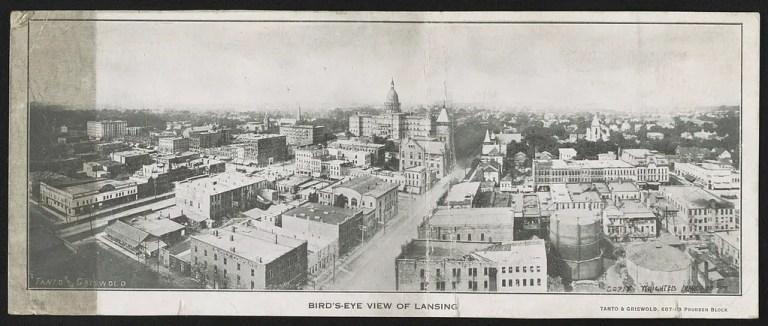 Lansing Michigan 1909