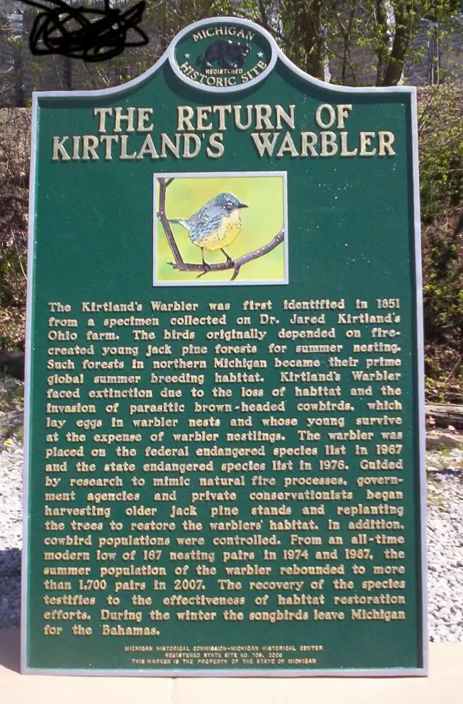 Michigan Historical Markers