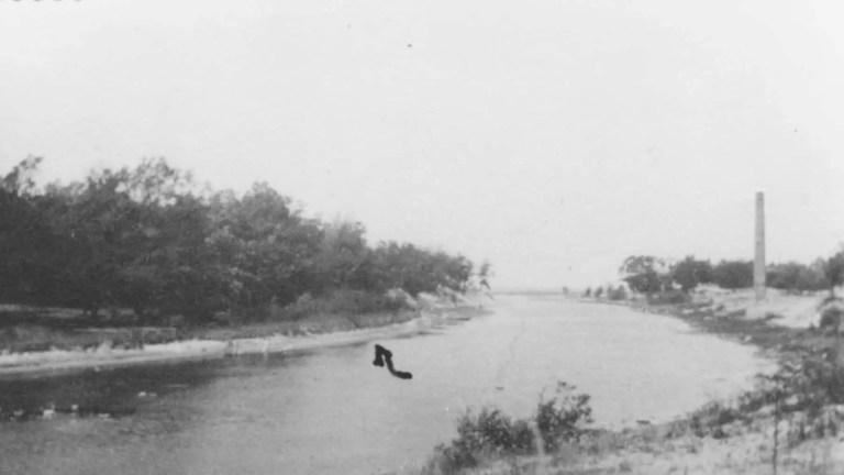 Port Crescent Pinnebog RIver 1931