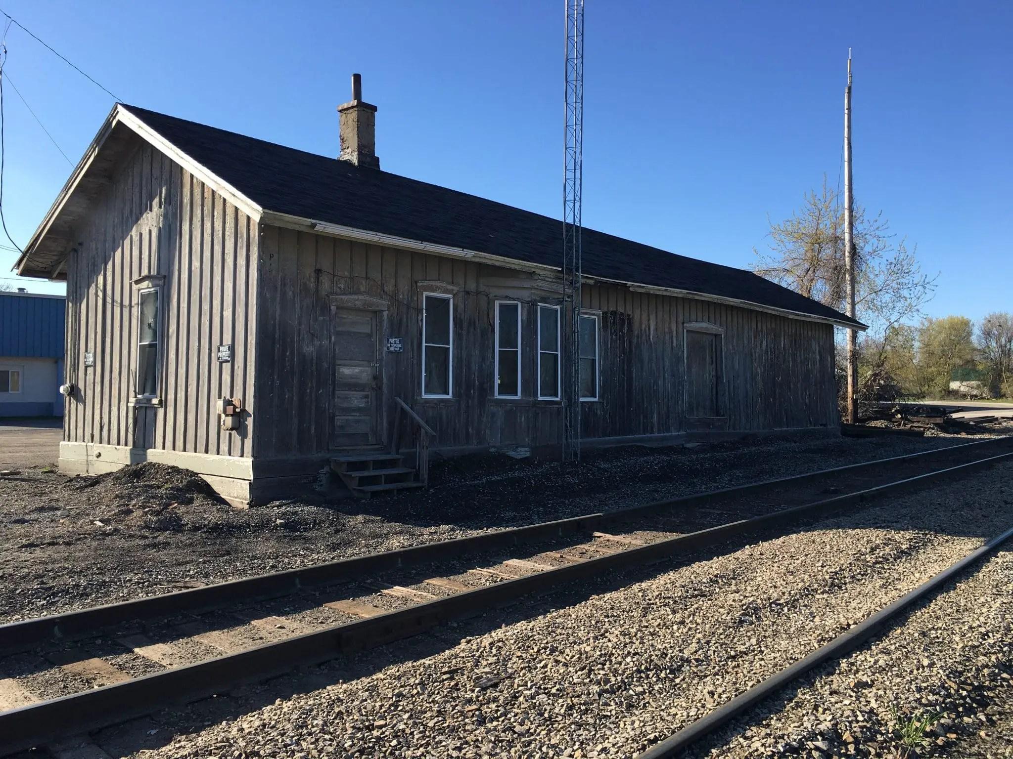 Sebewaing Railway Depot