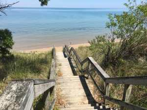 Sleeper State Park Beach Access